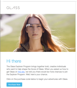 google glass offer 12.09.13