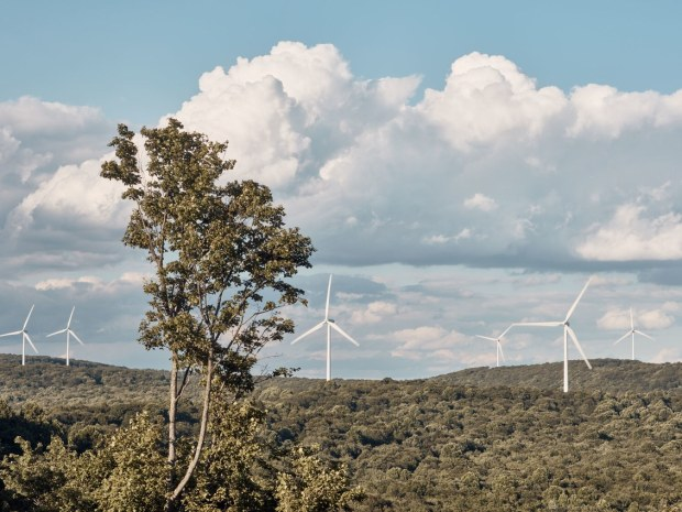 Hack Wind Farms